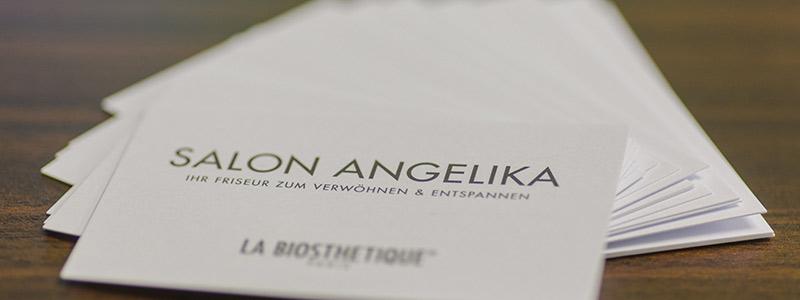 Kontaktaufnahme mit Salon Angelika